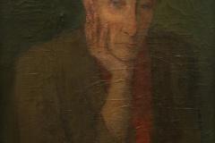 """Olgierd Bierwiaczonek """"Portret samotnego mężczyzny"""""""