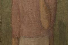 """Olgierd Bierwiaczonek """"Portret kobiety wprostokącie"""""""