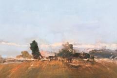 """Marian Danielewicz """"Mikołów - obraz I"""""""
