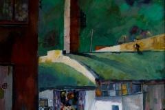 "Piet Snellaars ""Factory in Mikolow"""