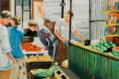 """Piet Snellaars """"Markt Mikołów"""""""