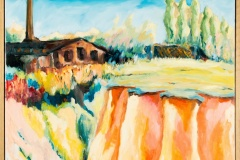 """Piet Snellaars """"Old brick factory"""""""
