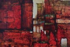"Renata Bonczar ""Miasto czerwone"""