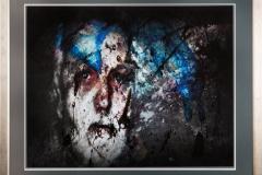 "Vratislav Varmuza ""Autoportret 2013"""